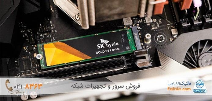 بهترین M.2 SSD های 2021 - SK hynix Gold P31