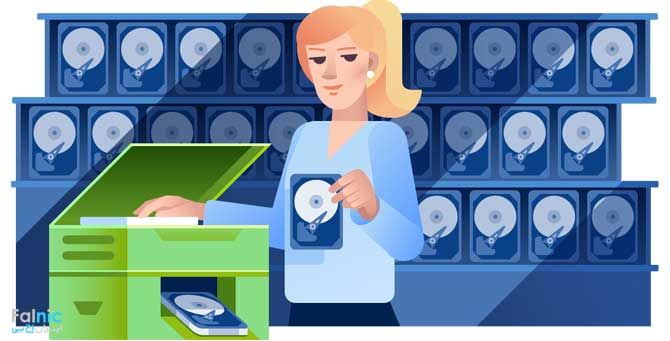 Disk Cloning چیست؟