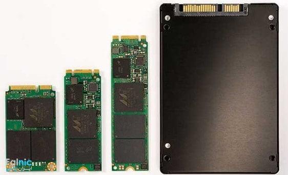 درایوهای M.2 SSD