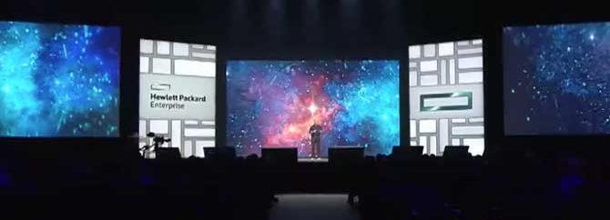 برگزاری کنفرانس HPE Discover 2019 در لاسوگاس