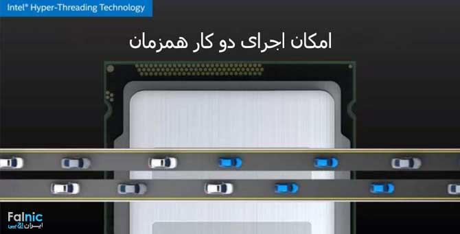 تکنولوژی Hyper Threading چیست؟