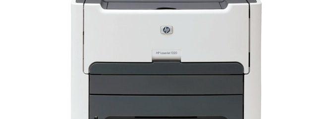 آموزش نصب درایور پرینتر HP 1320 در ویندوز ۷ و بالاتر