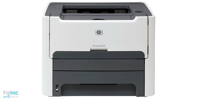 نصب درایور پرینتر HP 1320