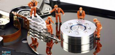بازیابی و ریکاوری اطلاعات هارد با مشکل Firmware؛ پادکست