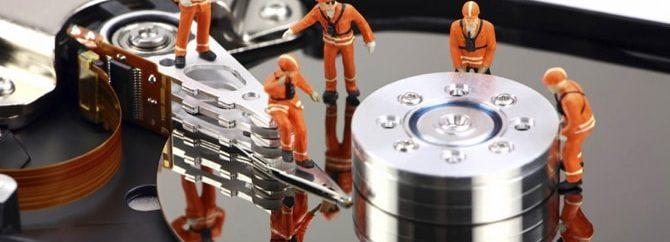بازیابی و ریکاوری اطلاعات هارد با مشکل فریمور