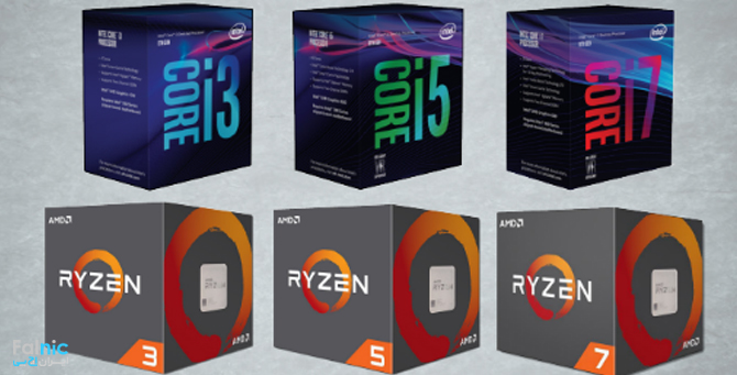 انتخاب CPU مناسب