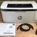 ویدئو/ نصب و راه اندازی پرینتر HP M15W با وایرلس