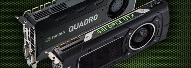 کدام کارت گرافیک؟ NVIDIA Quadro یا NVIDIA GeForce؟؛ پادکست