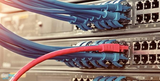 اکتیو و پسیو شبکه