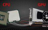 تفاوت پردازنده های گرافیکی GPU و پردازنده های کامپیوتری CPU؛ ویدئو