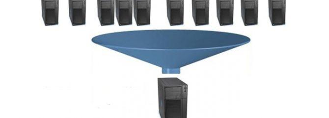 مجازی سازی سرور چیست و چگونه کار میکند؟
