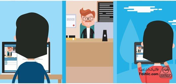 زیرساخت مناسب برگزاری جلسه و کلاس آنلاین و وبینار
