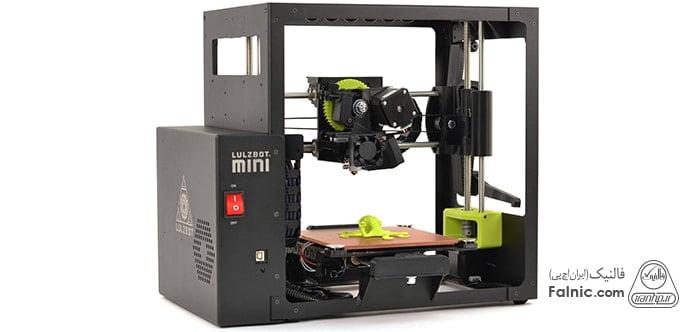 معرفی انواع پرینترهای سه بعدی