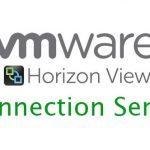 نصب VMware Horizon Connection Server