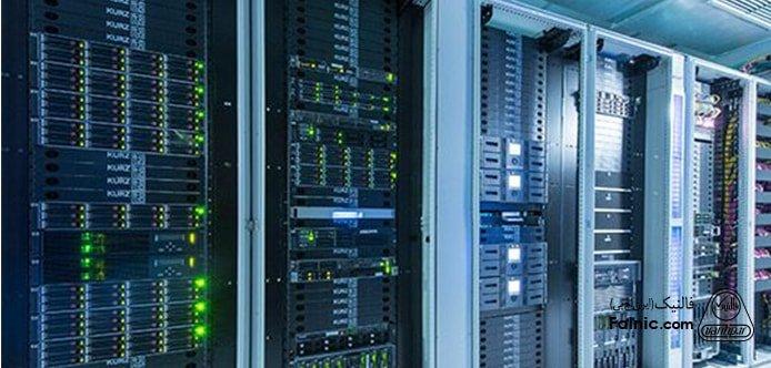 آموزش بستن رک شبکه، نحوه قرار دادن سرور در رک