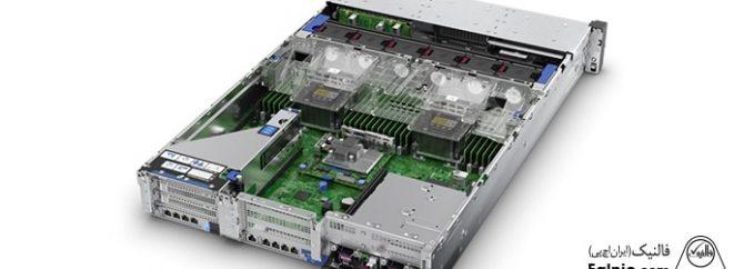 آشنایی با قطعات و اجزای تشکیل دهنده یک سرور