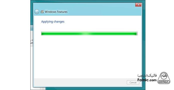 چگونگی نصب IIS روی ویندوز 10