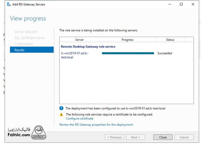 نصب ترمینال سرور در ویندوز سرور 2019-مرحله 15