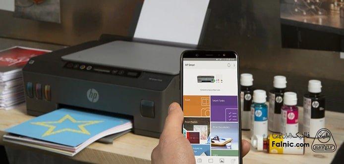 نرم افزار اتصال گوشی به چاپگر