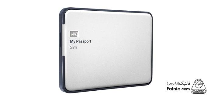 هارد وسترن دیجیتال مدل my passport Slim