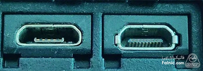 انواع پورت - پورت Micro HDMI
