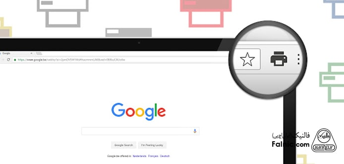 تنظیمات پرینت در گوگل کروم