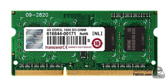 رم یا حافظه موقت RAM