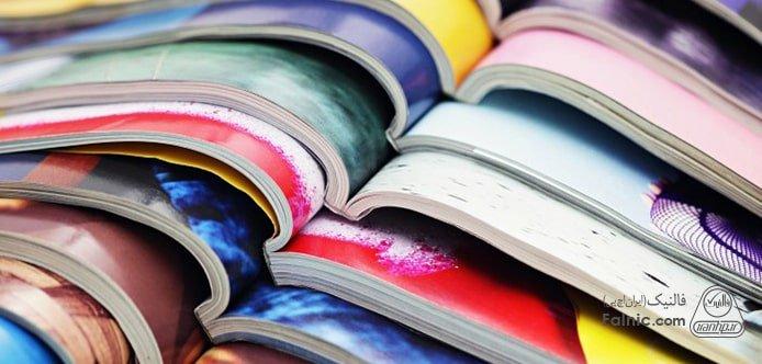 معرفی انواع کاغذهای مورد استفاده در چاپ کتاب