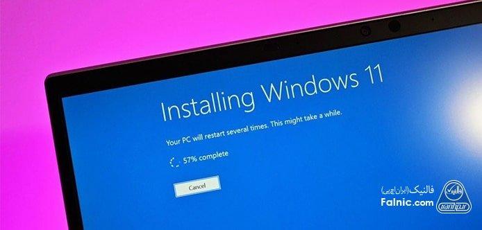 آموزش کامل نصب و راهاندازی ویندوز 11