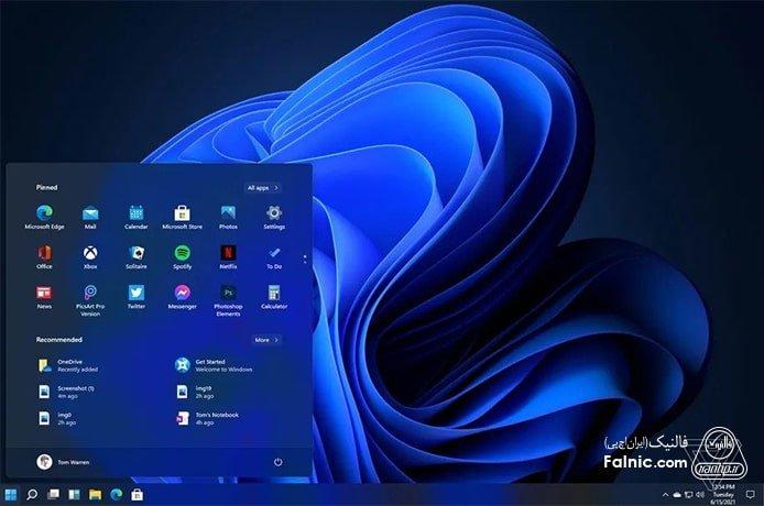 قابلیتها و تغییرات ویندوز 11