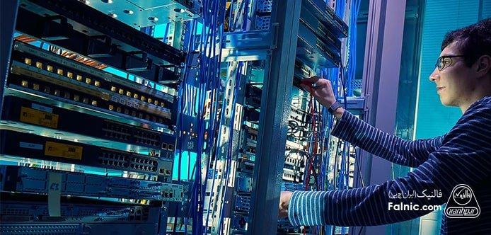 زیرساخت شبکه چیست و چه اجزایی دارد و چگونه طراحی میشود؟