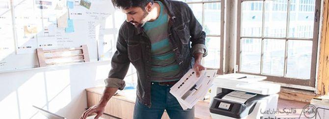 تنظیمات پرینت در pdf، چگونه از pdf پرینت بگیریم