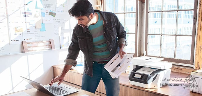 چگونه از pdf پرینت بگیریم