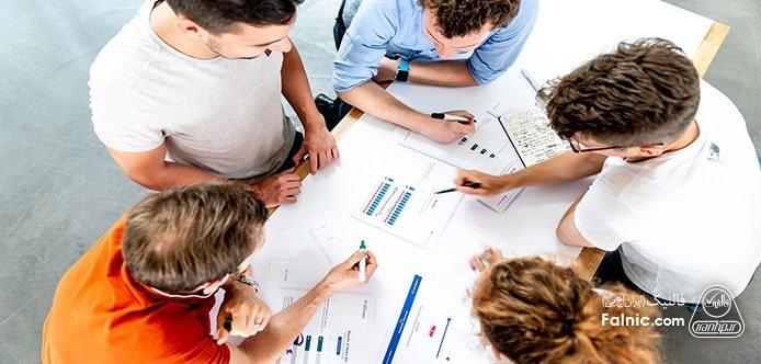 اولویت مشتری مداری به محصول محوری