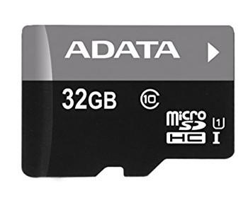 رم آداتا MicroSDHC Premier UHS-I 32GB Class 10