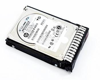 هارد درایو اچ پی 600GB 6G SAS 10K SFF OEM