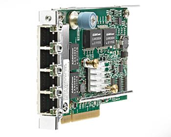 آداپتور اچ پی Ethernet 1Gb 4-port 331FLR