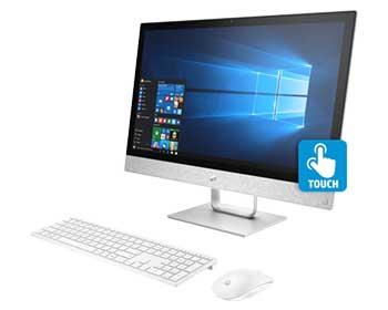 کامپیوتر رومیزی اچ پی مدل Pavilion 24-b050se Touch All-in-One